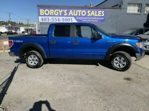 2012 Ford F 150 4WD SuperCrew