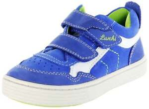 super popular 60122 ff120 Details zu Lurchi Kinderschuhe Halbschuhe Sneaker blau Leder Jungen  33-14014-42 Hanno