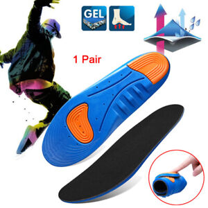 1-Pair-Gel-Orthotic-Sport-Running-Insoles-Insert-Shoe-Pad-Arch-Support-Cushion