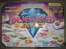Brand New Electronic Bejeweled Blitz Match and Stack Before Times Up Hasbro