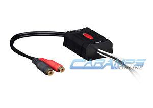 Art Line Level Converter : New axxess hi low speaker line level converter for factory stereo to