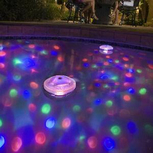LED-Wasserdichter-Unterwasser-Durable-Lichtshow-Lampe-Partei-Licht-Pool-Neu