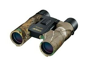 Nikon-Aculon-A30-10x25-Binoculars-Camo-Realtree-Xtra-Green-New