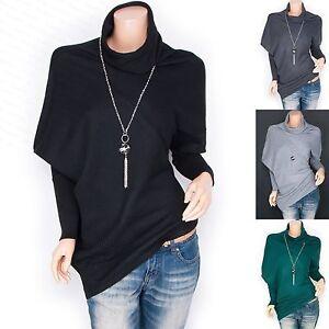 Fabulous-Angled-Bottom-Hem-Turtleneck-Long-Sleeves-Blouse-Top