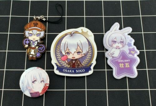 Idolish7 Sogo Osaka badge rubber strap acrylic stand ita bag sets 9 choices