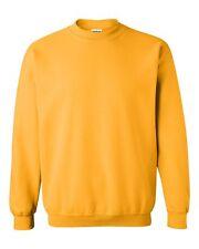 Gildan Unisex S-5XL Pullover Heavy Blend Adult Jumper Crewneck Sweater -18000 PI