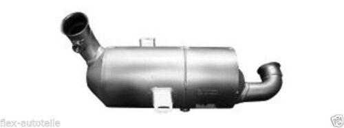 Rußpartikelfilter Partikelfilter Dieselpartikelfilter DPF Peugeot Citroen 1,6HDI