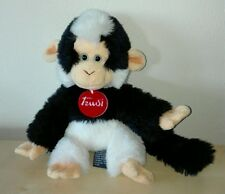 Peluche scimmia trudi 25 cm pupazzo originale monkey plush soft toys