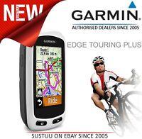 Garmin Edge Touring Plus│GPS SatNav│Cycle/Bike│Barometric-Altimeter│UK EuropeMap