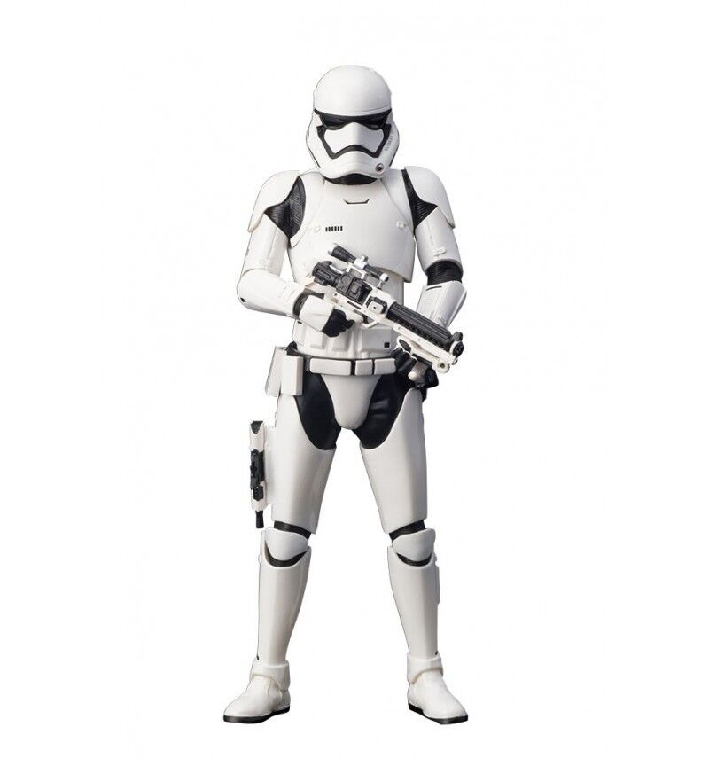 Kotobukiya star wars episode vii abb ü rchen artfx + 1   10 als uniform