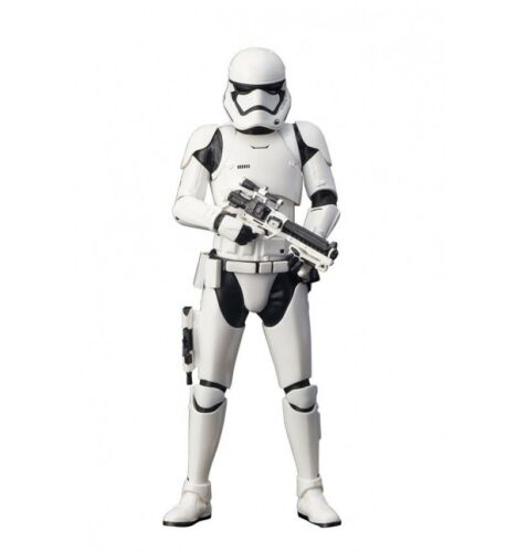 1/10 First Order Stormtrooper Action- & Spielfiguren Kotobukiya Star Wars Episode VII Figürchen ARTFX