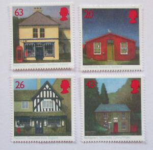 Grossbritannien-Nr-1705-1708-Poststellen-postfrisch-30239