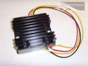 Cool Classic British Bike High Output Regulator Rectifier Wiring Cloud Oideiuggs Outletorg