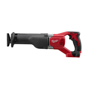 Milwaukee-M18-SAWZALL-Li-Ion-Reciprocating-Saw-Tool-Only-2621-80-Recondition