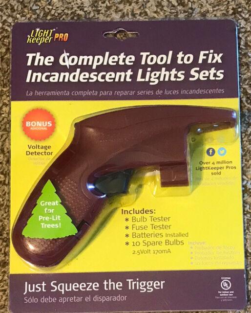 LightKeeper Pro Holiday and Christmas Tree Light Repair ...