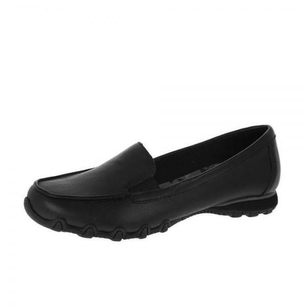 Skechers Relaxed Scarpe Da Donna Relaxed Skechers Fit nero Nuovo in 41ff19