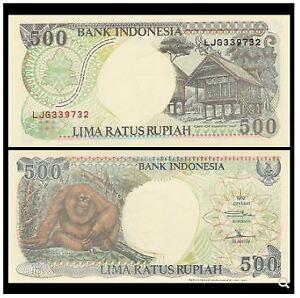 Indonesia-500-Rupiah-1992-UNC-500-1992