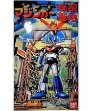 GREAT MAZINGER JAPAN ROBOT PLASTIC MODEL KIT 1998 GRANDE MAZINGA BANDAI GO NAGAI