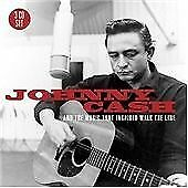 Various-Artists-Johnny-Cash-amp-the-Music-That-Inspired-Walk-the-Line-3xCD