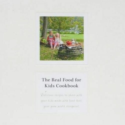 The Real Food for Kids Cookbook by Eloise Emmett (Hardback, 2015)
