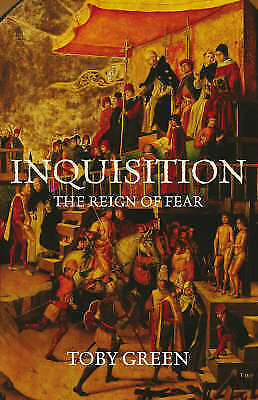 1 of 1 - Inquisition: The Reign of Fear, Green, Toby, Used; Good Book