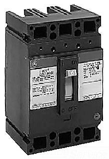 TED136025WL MOLDED CASECIRCUIT BREAKER 3 POLE 600V 25 AMP TED TYPE