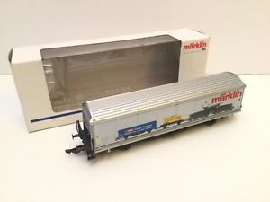 Marklin-4735-3-HO-Gauge-SBB-Schiebwandwagen