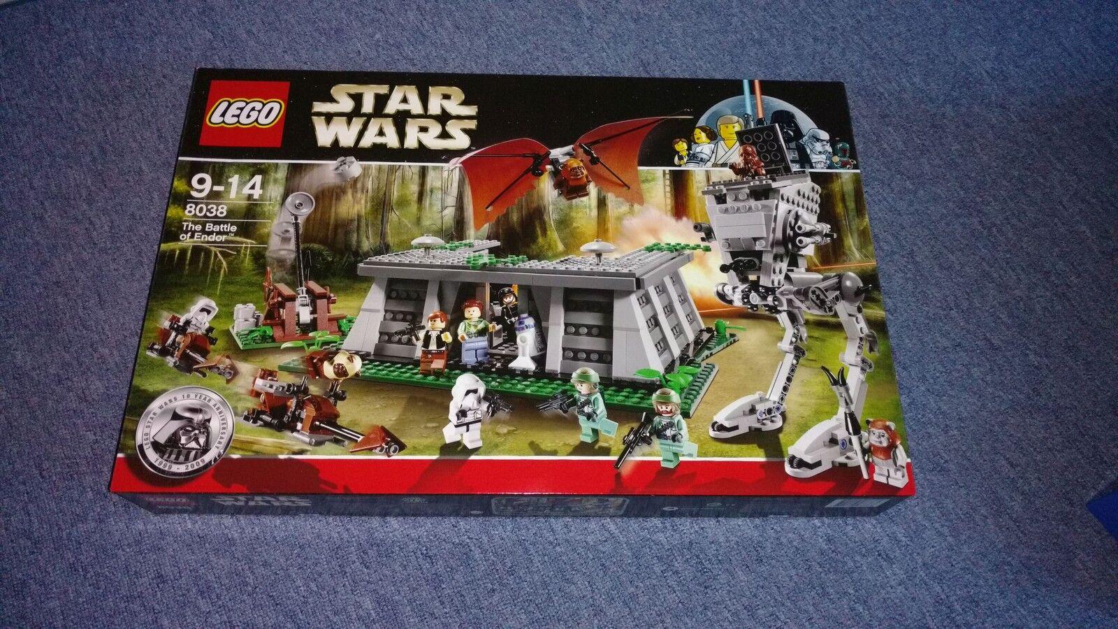 LEGO® Star Wars™ Wars™ Wars™ 8038 - The Battle of Endor™ - Neu&OVP (MISB) b3934b