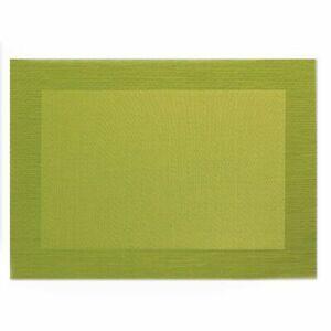 ASA-Tischset-kiwigruen-Platzset-Platzmatte-Tischmatte-PVC-gruen-abwaschbar-33x46cm