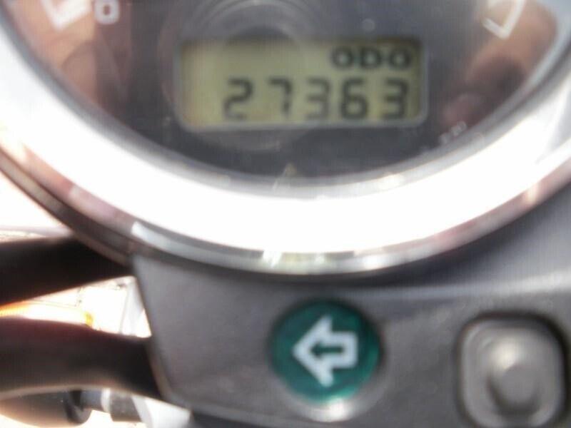 Honda, CB 900 F Hornet, ccm 919