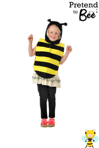 Filles garçons enfants insecte minibeast Bug Ball Fancy Dress Costume Âge 3-7