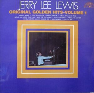 JERRY-LEE-LEWIS-Original-Golden-Hits-Vol-1-VINYL-LP