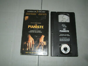 Le-Paniste-The-Pianist-VHS-French-Teste