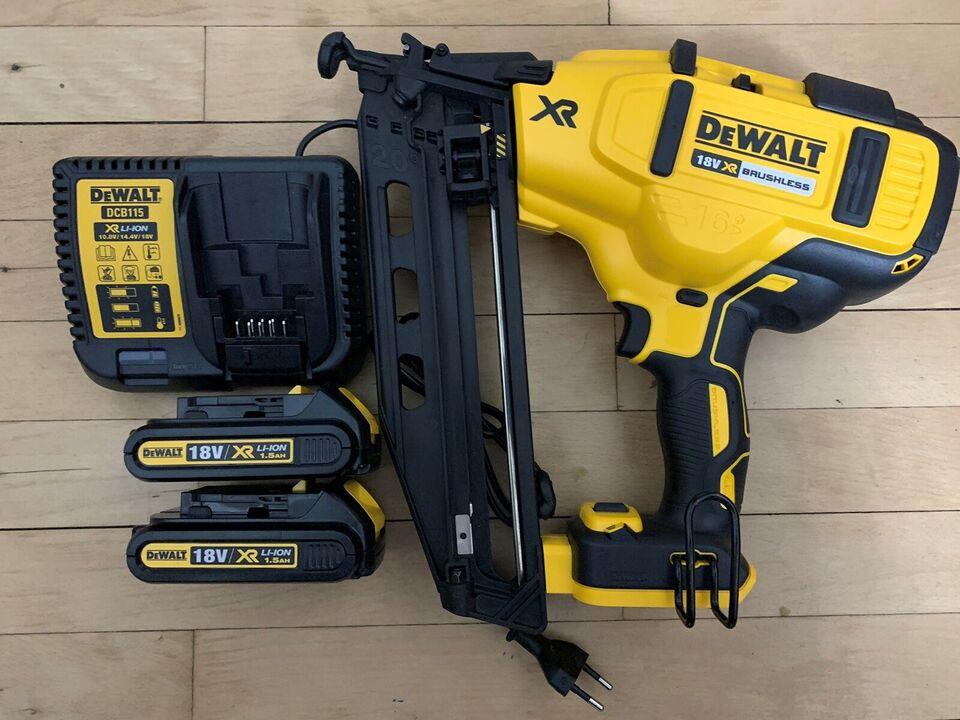 Andet elværktøj, DeWALT DCN660N