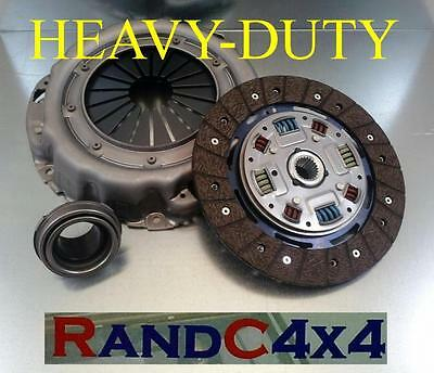 5551 Land Rover Heavy Duty Defender 200 Tdi Three Part Clutch Kit inc Fork Kit