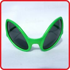 SPACE UFO ALIEN ROBOT INSECT BUG EYE SUNGLASSES-FUTURE FASHION-COSTUME-PARTY 2