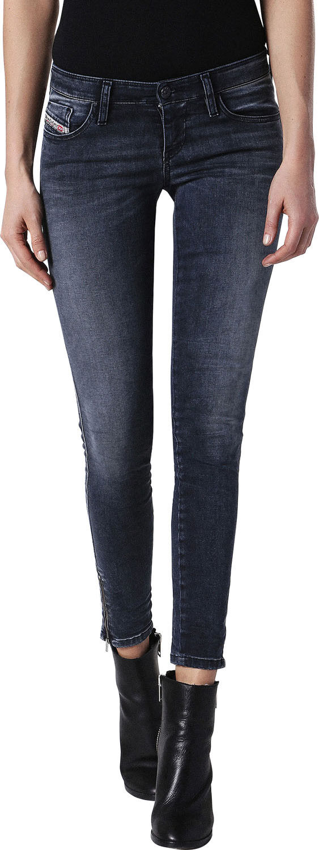 Diesel - Womens Skinzee Skinny Jeans in Wash  0683X