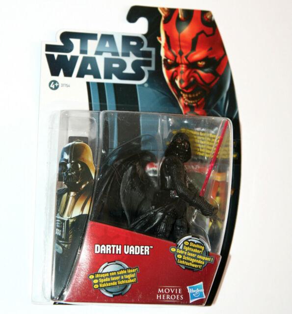 Star Wars MOVIE HEROES Figure - DARTH VADER (MH06)