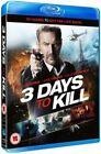 3 Days to Kill 5055744700537 Blu-ray Region B
