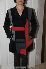 joli coat manteau coton doublé DESIGUAL taille 40  EXCELLENT ÉTAT
