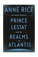 Prince Lestat And The Realms Of Atlantis: The Vampire Chronicles Free Shipping