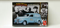 Amt 1 25 Scale 3 Stooges 1940 Ford Delivery Sedan Model Kit In Box 791 12