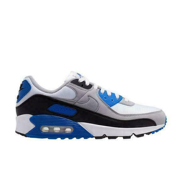 Size 7.5 - Nike Air Max 90 Hyper Royal 2020 for sale online | eBay