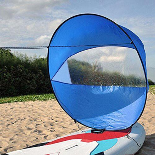 Kayak Boat Wind Sail Sup Paddle Board Sailing Canoe Rowing Boats Wind Window rp
