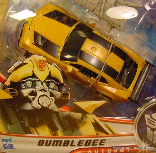Transformers BUMBLEBEE MECHTECH Camaro oscurità Della Luna MOC!