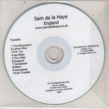 (DA997) Sam De La Haye, England - DJ CD
