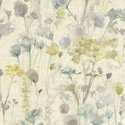 """Voyage Decoration /""""Ilinizas Summer Natural/"""" Fabric In Stock Now! Per Meter"""