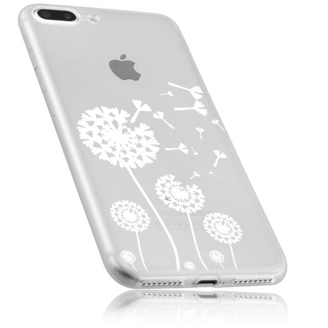 mumbi Schutzhülle für Apple iPhone 8 7 Plus Hülle Case Cover Motiv TASCHE Schutz