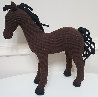 My Skills Guide: Horse Amigurumi   397x400