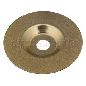 Diamant-disque-abrasif-1-2-MM-d-039-epaisseur-polierfest-alliage-pierre-metal-Golden